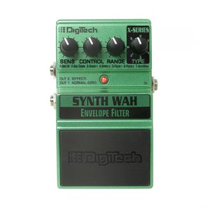 digitech synth wah guitar