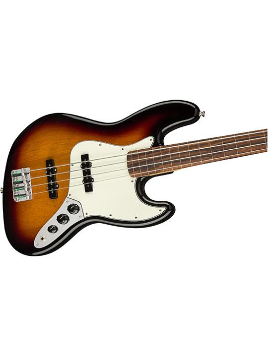 fender player jazz bass fretless