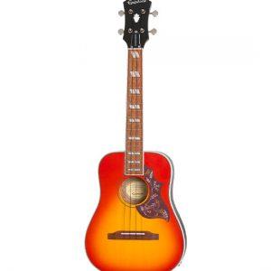 epiphone hummingbird ukulele