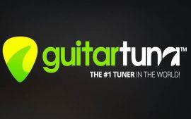 แอพตั้งสายกีต้าร์ Guitar tuna
