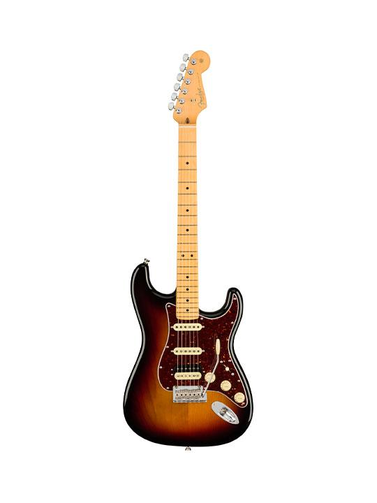 fender american professional II stratocaster hss